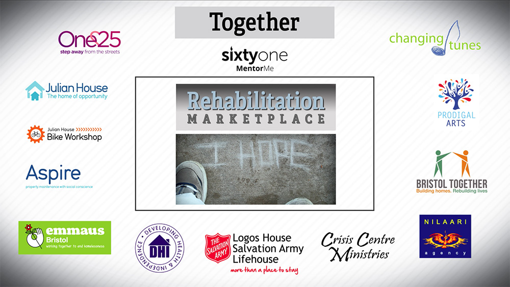 Thumbnail for short promotional film about Rehabilitation Marketplace